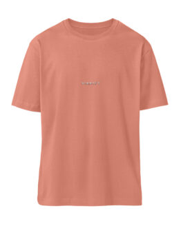 MANIFY Apparel Loose Fit Tee - Fuser Oversized T-Shirt ST/ST Embroidery-7019